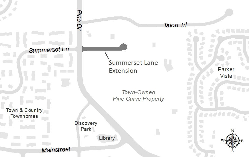 Summerset Lane Extension simple map_web
