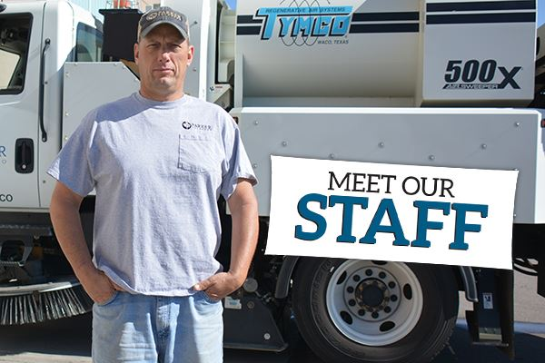 Greg Schuster - Meet Our Staff