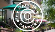 Made in Parker logo