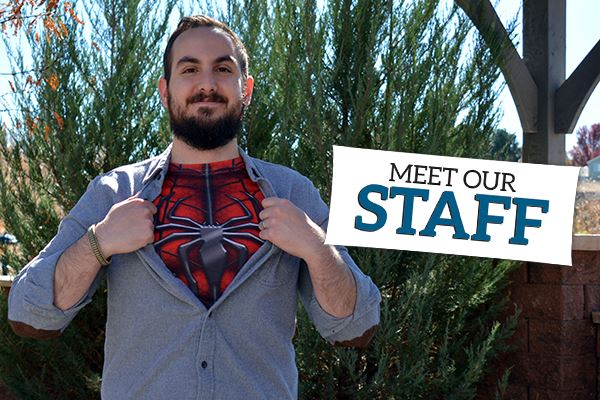 Jameson Hamsmith - Meet Our Staff