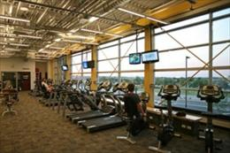 Treadmills and bike machines